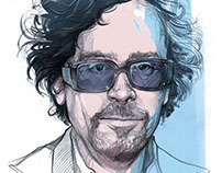 Tim Burton - sketch