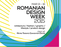 Romanian Design Week Toronto 2015