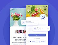 Runstore E-commerce UI Kit