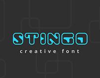 Stingo Digital Font