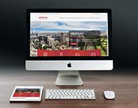 Diseño web para Mindray Medical México