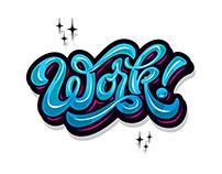 lettering 2015