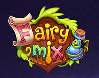 Fairy Mix GUI Design