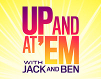 Up and At 'Em with Jack and Ben