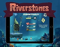Riverstones - Match Three Game