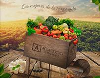 Ensaladas - Publicidad