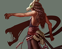 Shadow Shaman