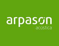 Branding // Arpasón Acústica