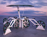 Concept Bike Station | Personal Project