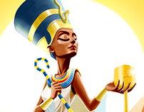 Nefertiti's Ascendancy