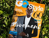 GQStyle Vol 9. Issue A/W 2016