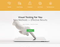 Visual testing service Quokka