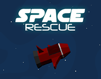 Space Rescue | 3D Tablet Game