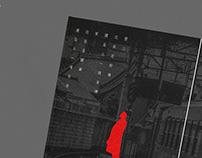書籍封面設計《重生之城》
