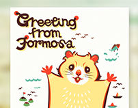 Greeting from Formosa