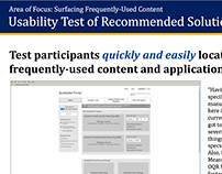 Healthcare Quality Site Analysis and Redesign