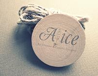 Alice | Alice Ravezzani Brand Identity