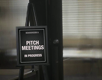 "Macaroni Grill: ""The Pitch"""