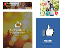 Online Advertising Work // Facebook + Red Tricycle
