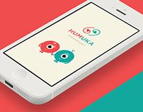 HUMUKA personal messenger
