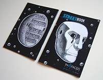Streetbook Magazine Cover