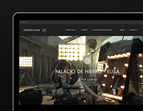 Distrito Films Website