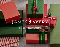 James Avery Holiday 2019
