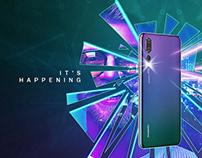Lançamento Huawei