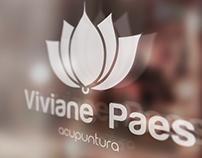 Identidade visual - Viviane Paes