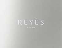 REYÈS AND CO. | Logo Design