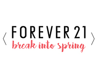 Forever 21 Break into Spring Campaign