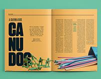 A Guerra dos Canudos | SUPERINTERESSANTE Ed. 404