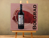 Posters on canvas for TM Bolgrad
