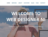 Web Designer are a new web design company in Lisburn NI