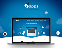 EApps Technologies Website Design