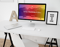 My company website. Blosom.IT