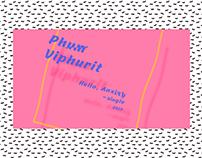 Phum Viphurit - Hello, Anxiety|MUSIC VIDEO