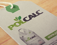 Visual Identity For Producer Of Calcium Fertilizers