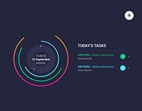 Ganttic - Work Schedule App
