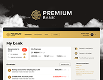 Premium Bank. Internet-Banking