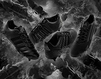 Adidas Force of Black World Cup 2015 Campaign