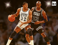 The Greatest Game Never Played - Magic vs Michael