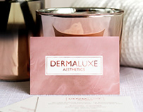 DermaLuxe Aesthetics: Brand Identity