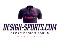 FC Barcelona Third Kit Design