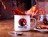 Rock On Café Logo