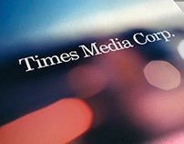 Times Media Corp. - Print work