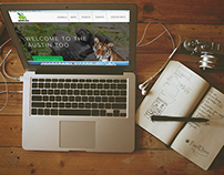 Austin Zoo Homepage
