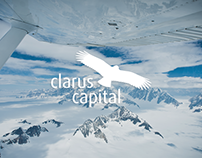 Clarus Capital: Responsive Webdesign and -Programming