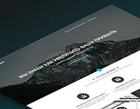 Alpa Landig Page