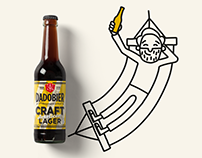 Dado Bier Craft American Lager